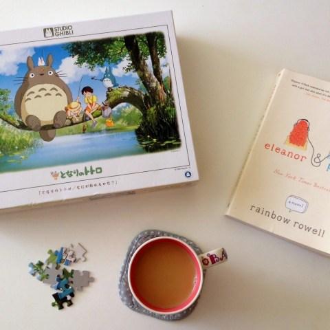 From the Bookshelf: Eleanor & Park