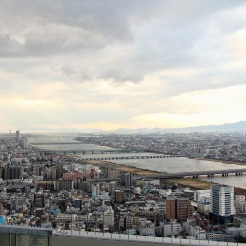 Umeda Sky Buiding: Floating Garden Observatory