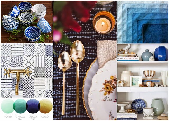 Pin-spiration Thursdays: Indigo