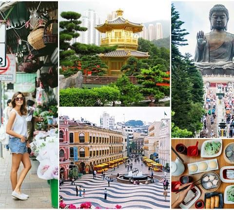 Pin-spiration Thursdays: <br>  Hong Kong