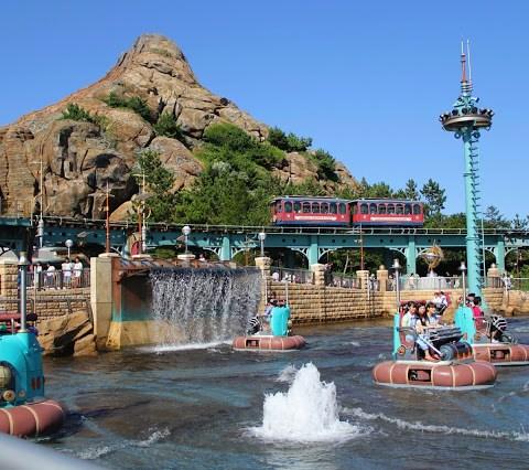 Tokyo Disney Sea: Part 2