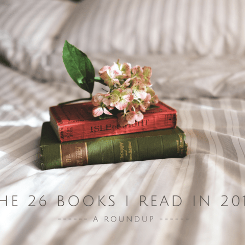 The 26 books I read in 2015 <br> (A Roundup)