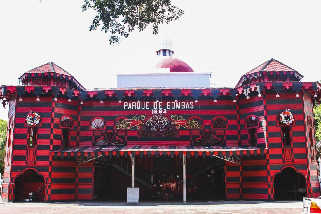 Parque de Bombas – Ponce, Puerto Rico