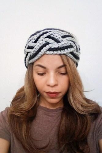 Easy Crochet Headband Pattern Archives Littlejohns Yarn
