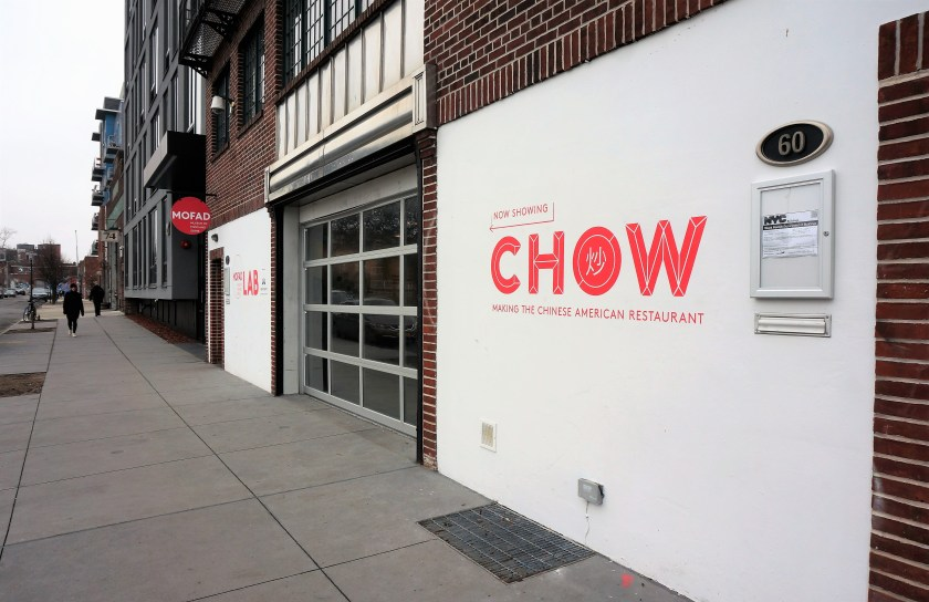 CHOW: Making of the Chinese American Restaurant
