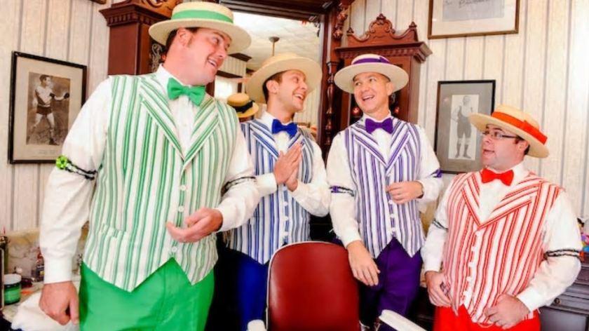 Harmony Barber Shop Walt Disney World