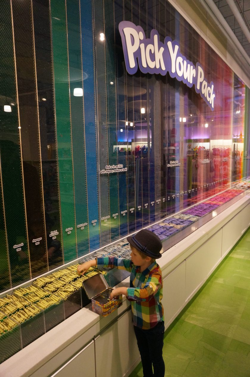 Crayola Experience in Easton - Pick your Pack