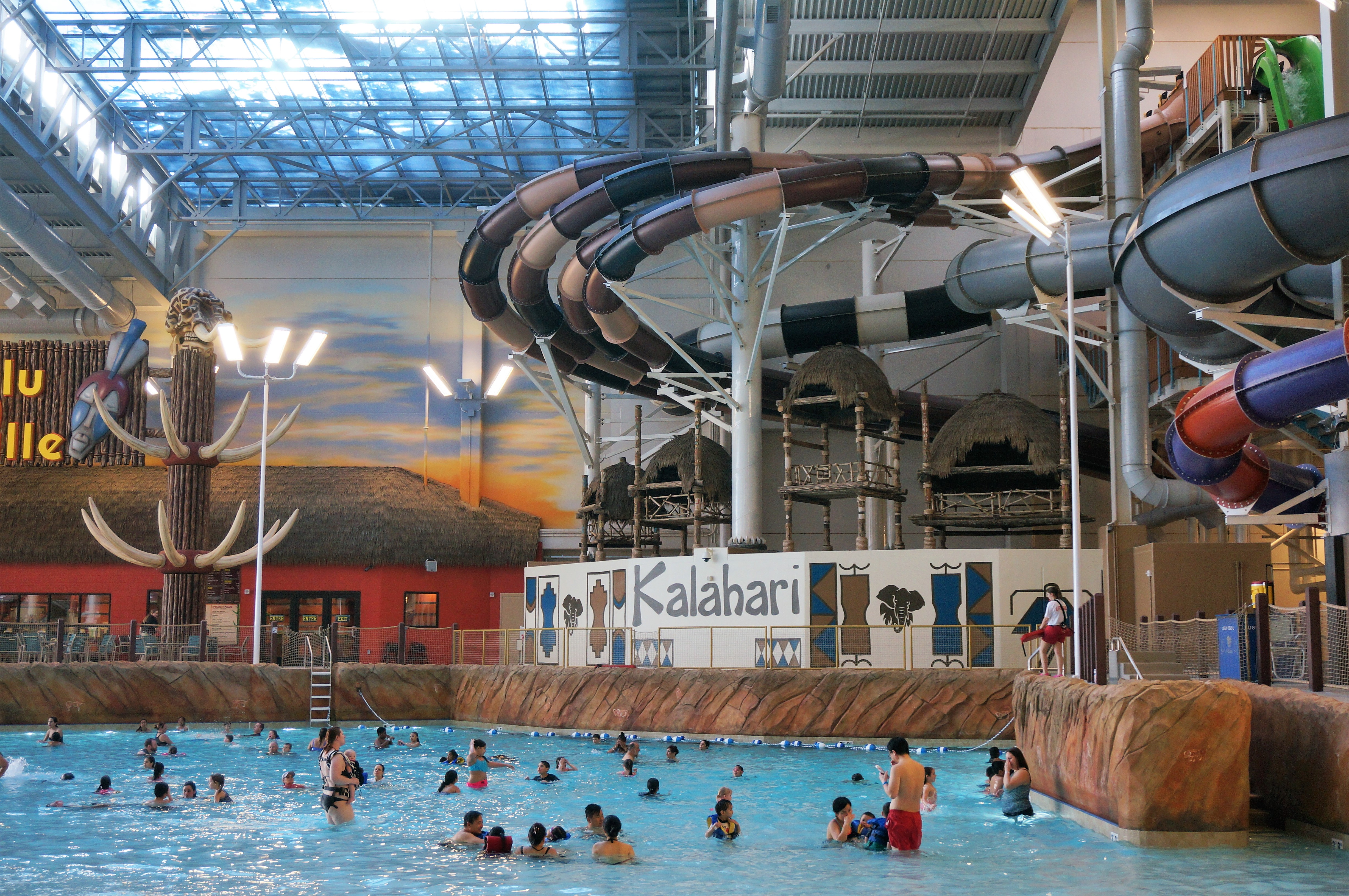 Kalahari Resorts and Conventions Is Home to America's Largest ...
