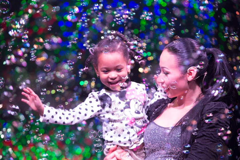 20at20 Broadway Discount Program includes the Gazillion Bubble Show