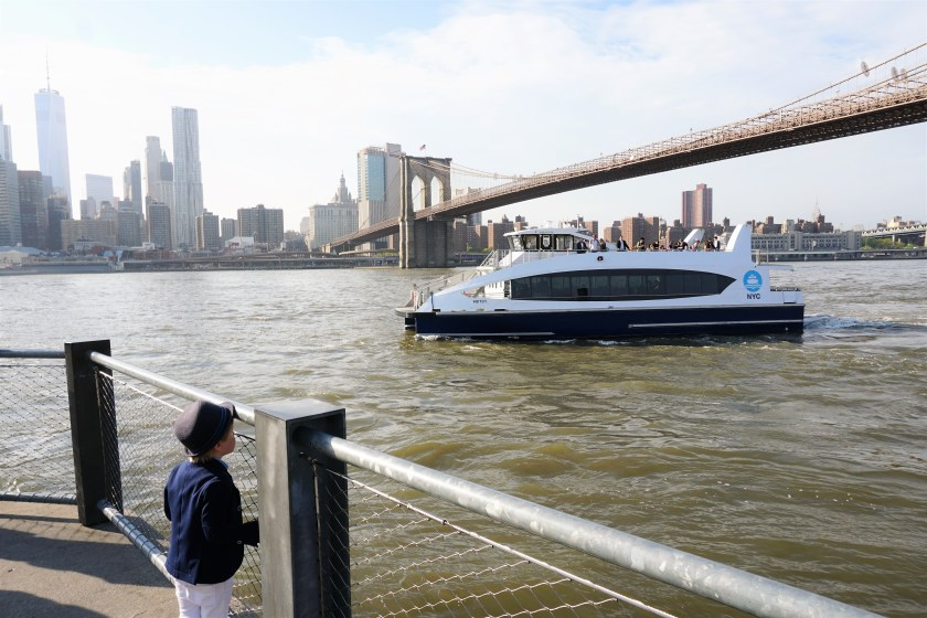 NYC Ferry Launches in NYC