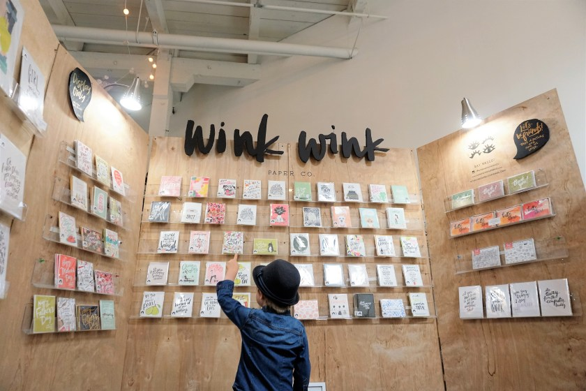 Little Kid Big City partners with Wink Wink Paper Co.