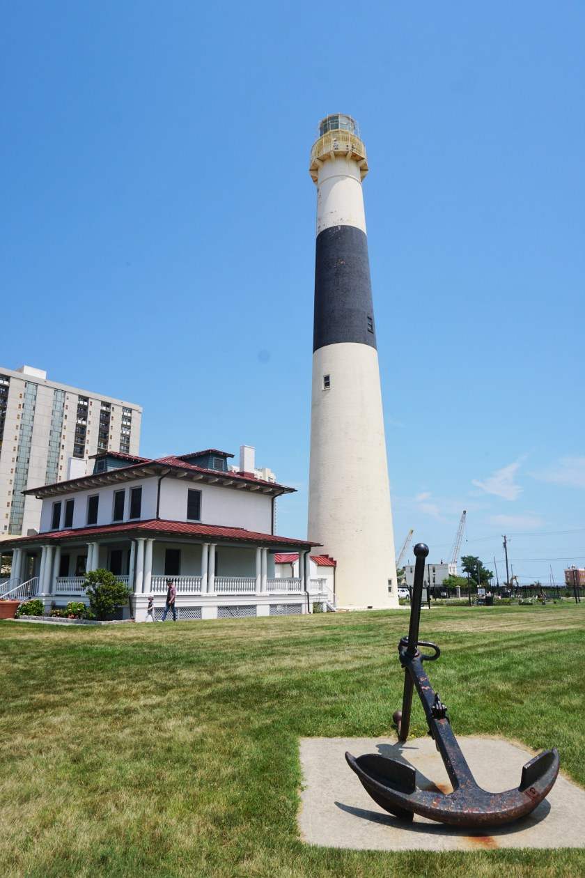 Exploring the Absecon Lighthouse in Atlantic City, NJ