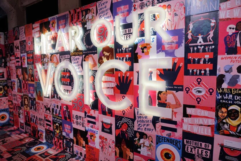 29Rooms - Hear our Voice