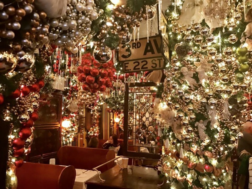 best holiday restaurants rolfs nyc