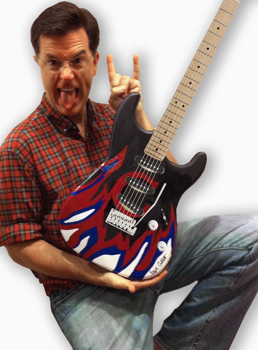 Stephen Colbert, Music, Kids