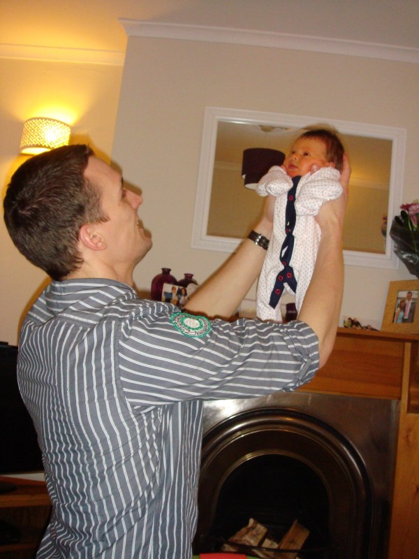Becoming Dad Paternity leave