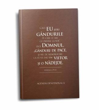 agenda devotionala maro3