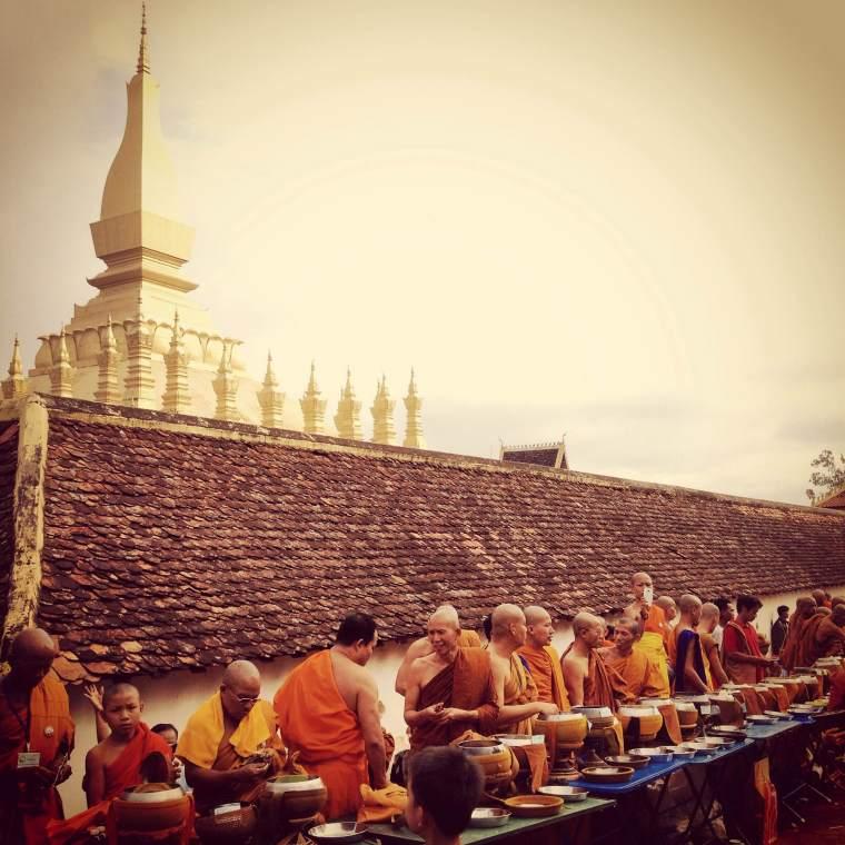 That Luang, Vientiane