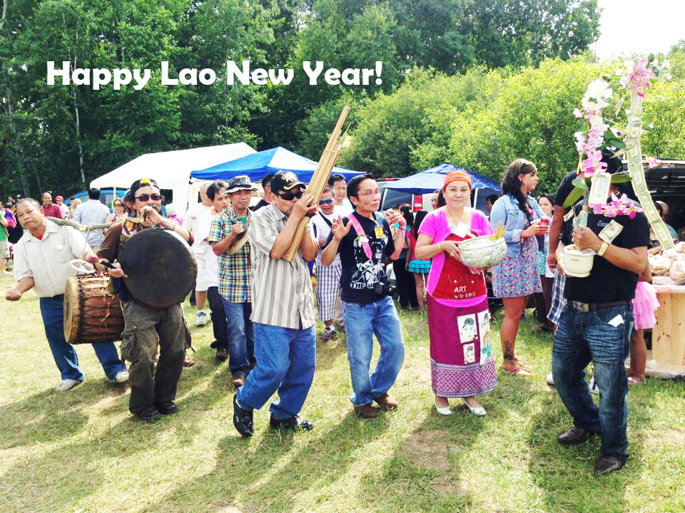 Events: Lao New Year, Lao Diaspora and the big 40