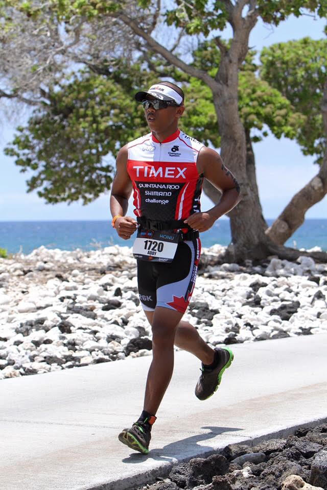 Addy Thongsonlone secures spot at Ironman World Championship 2016