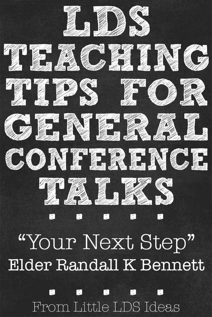 General Conference Teaching Tips