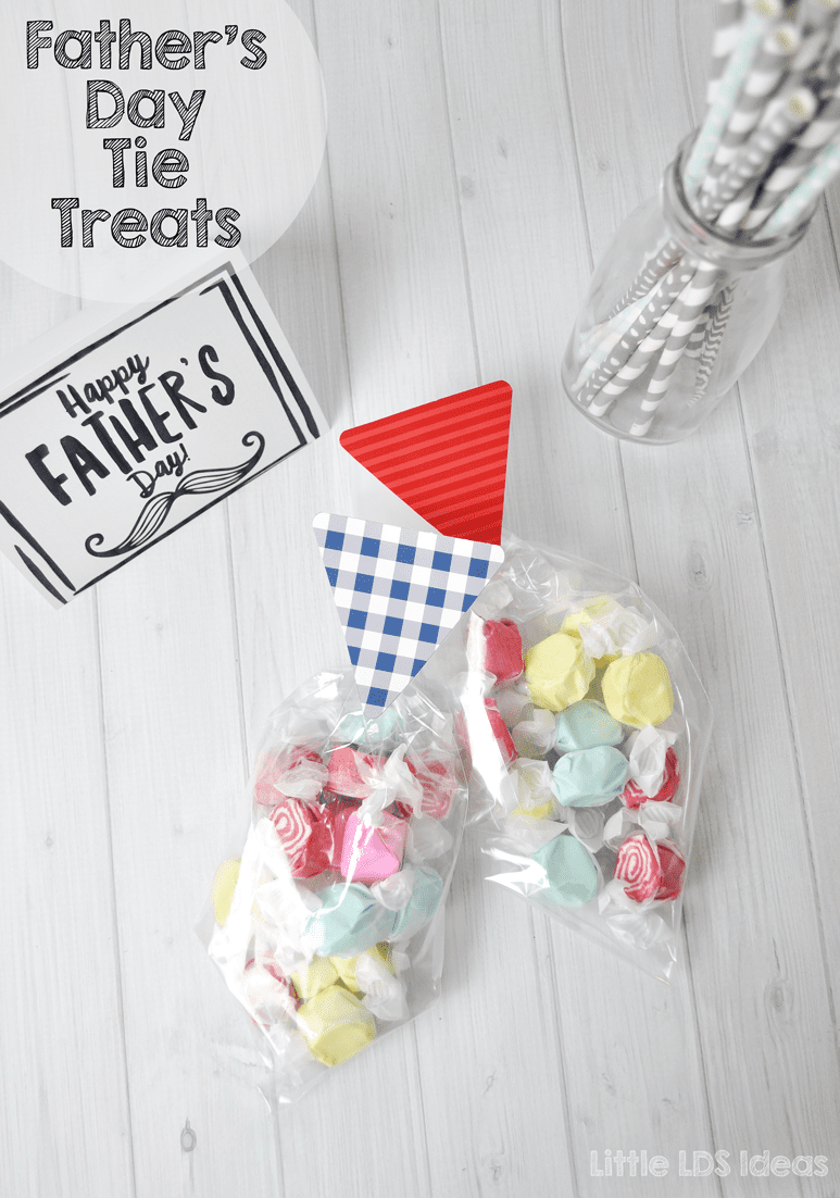 Father's Day Tie Treats