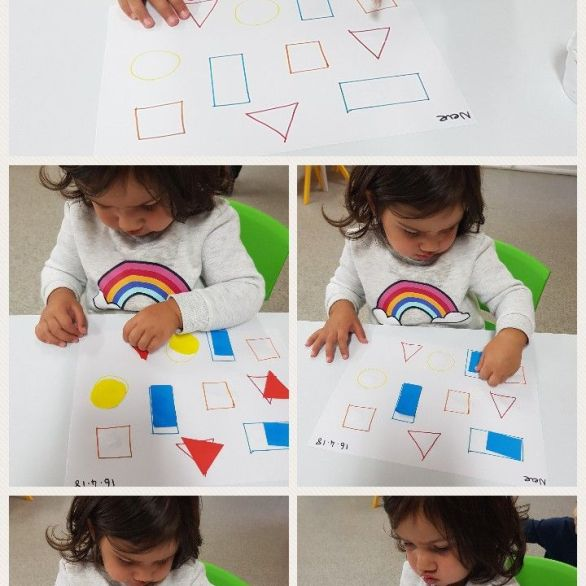 Learning Shapes, Little Learners Falcon