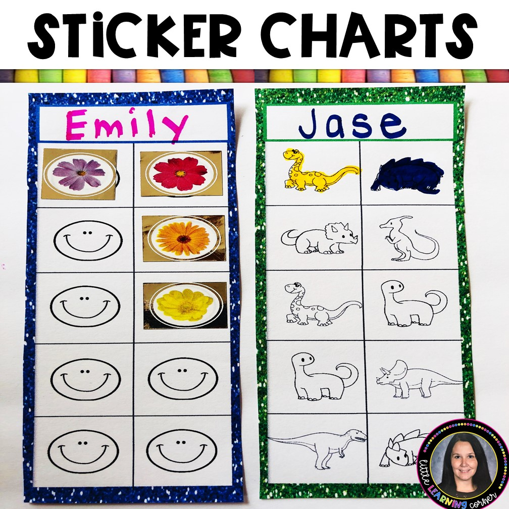image relating to Printable Sticker Charts identified as 5 Methods towards Hire Printable Sticker Charts Minor Studying Corner