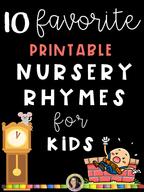 favorite nursery rhymes ten - 288×384