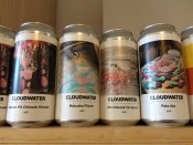Cloudwater Brew Co. Spring Summer Range