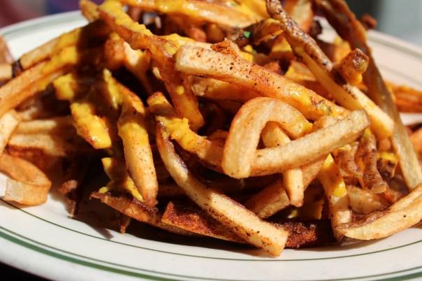 Spicy, French Fries, All Star, Sandwich, Bar, Boston, Cayenne Pepper