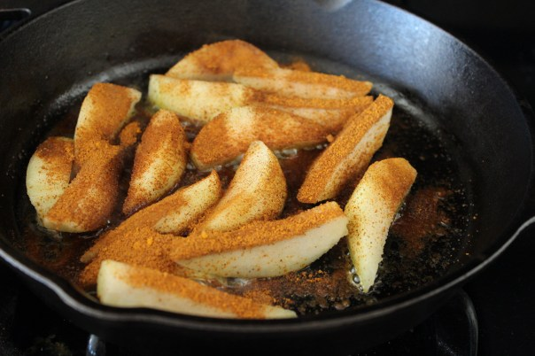 caramelized pears, baklava, caramelized pear baklava, pomegranate baklava, caramelized pear and pomegranate baklava, recipes, food, dessert, greek food, greek baklava, chopped challenge, turmeric dessert