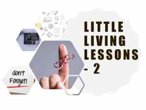 Little Living Lessons -2