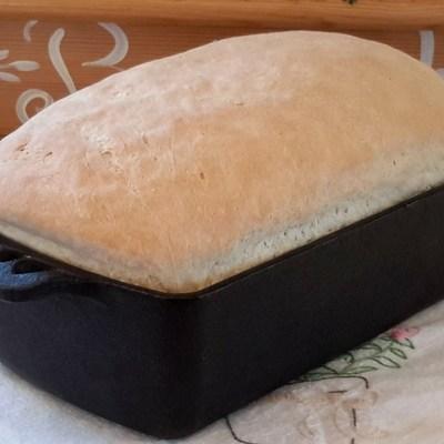 My favorite easy bread recipe