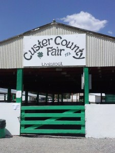 Welcome to the Custer County Fair!