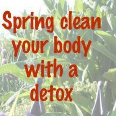 "Kill Your Toxic Winter Bod with this Easy ""Spring Reset"" Detox"