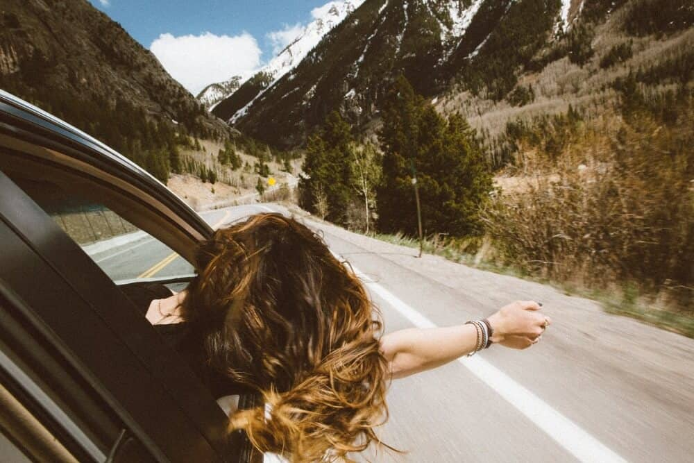 Travelling solo with loneliness. Moving to a new destinatin can help fight those feelings.
