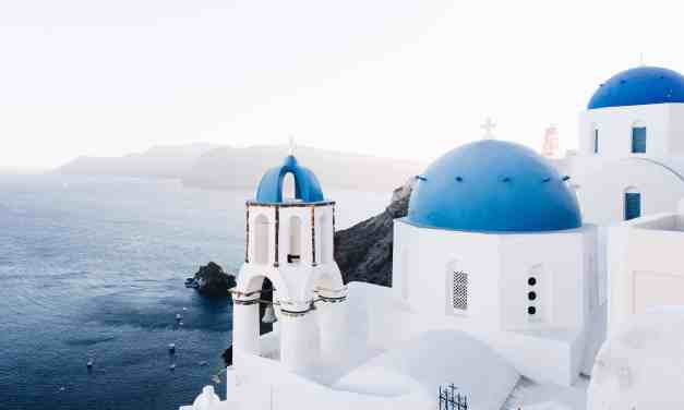 How *Not* to Plan a Trip to Greece and Other News