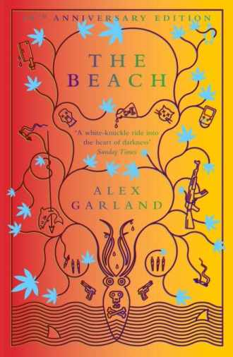 Book cover of The Beach for top responsible travel books.