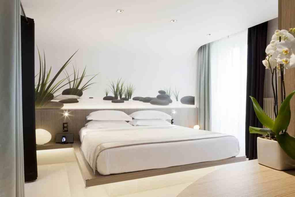 Hotel Jardin de Cluny - most stylish eco-friendly hotels in France.
