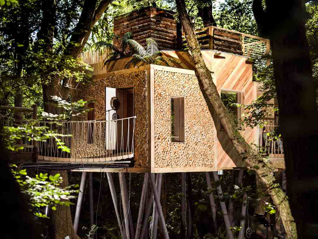 sustainable glamping sites
