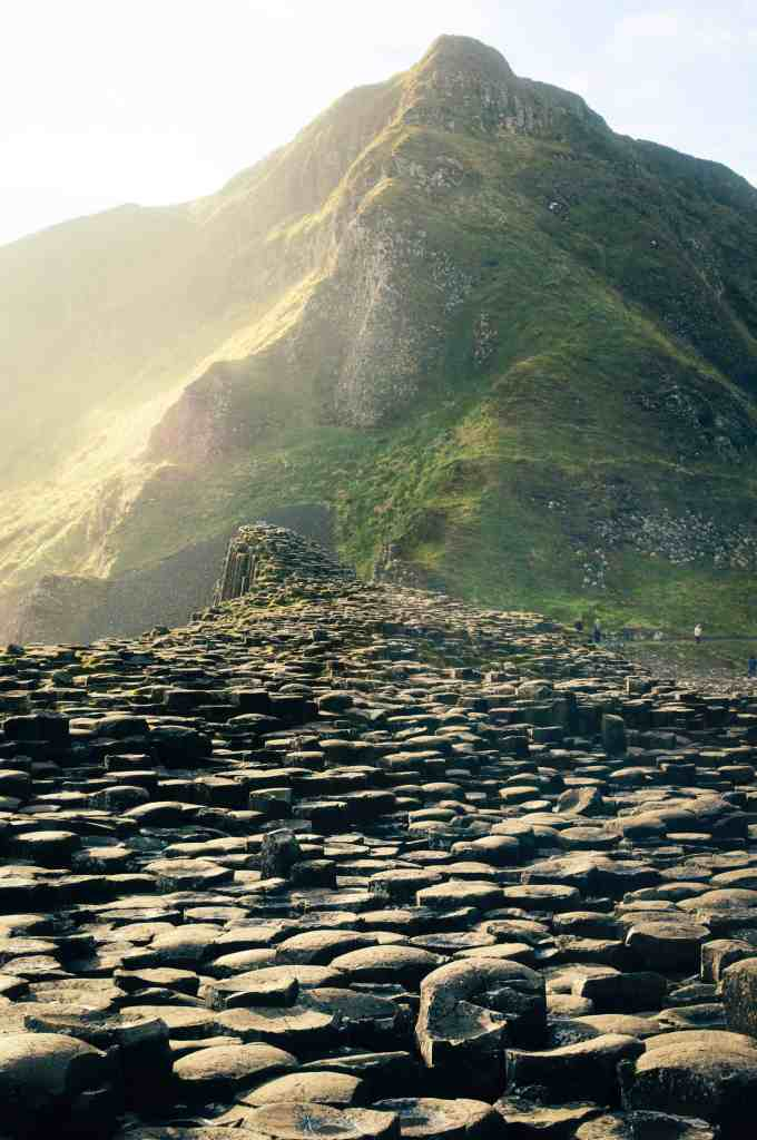 Giant's Causeway - walking trails in the UK
