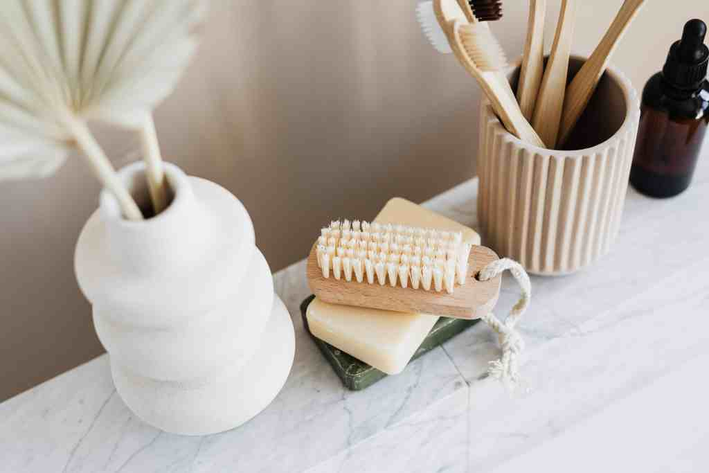 solid toiletries for glamping essentials