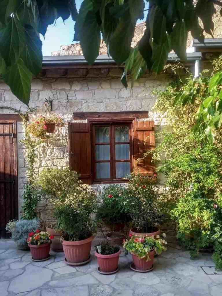 Cyprus Arsos Village
