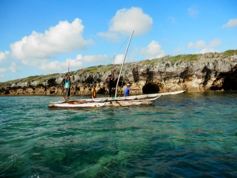Chumbe Island in Tanzania