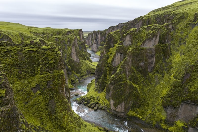 A river in Iceland