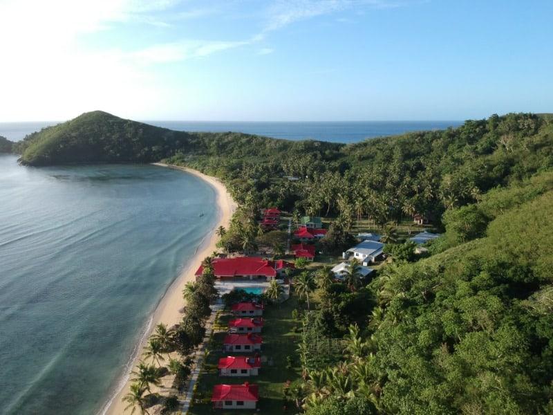 Korovou Ecoresort in Fiji