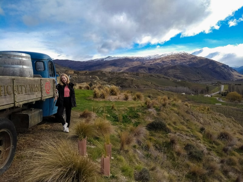 Mount Difficulty is one of the top wineries in Central Otago