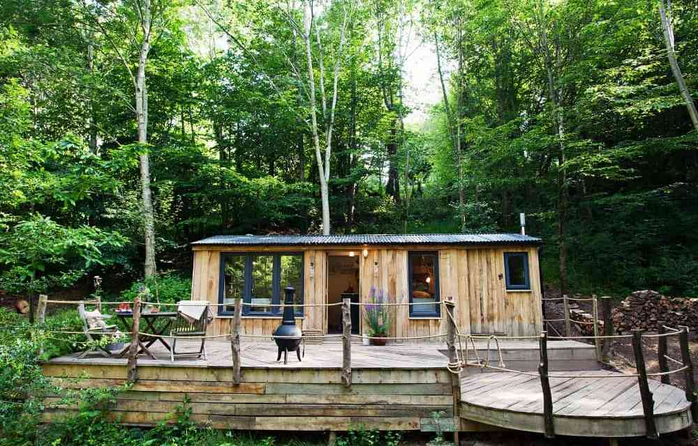 10 Sustainable Secluded Places to Stay in the UK