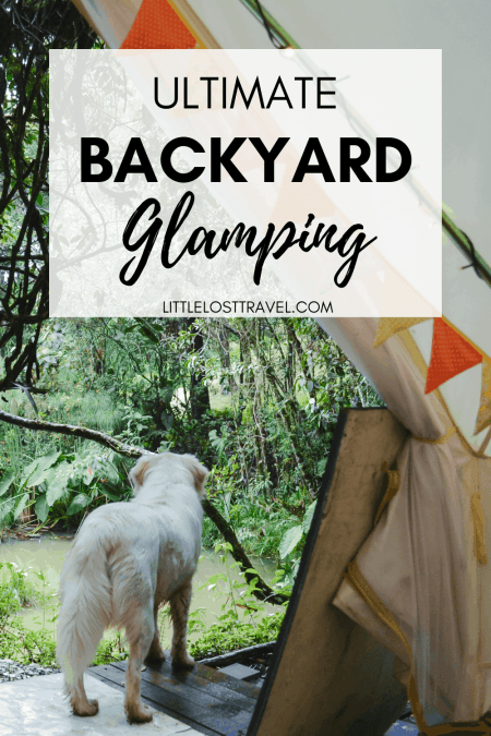 Bring your holiday spirit to your home by creating an easy DIY glamping experience. This guide to glampin the in the garden features ideas about how to decorate, what tents to use and what camping food you should have. Read more to discover fun at home glamping activities you can do that are perfect for families, couples and people who live alone.
